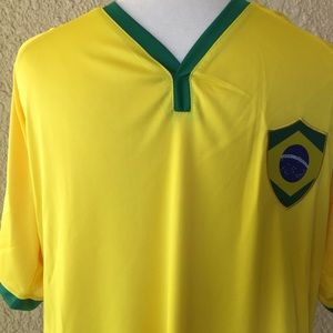 Other - Brazil Jersey Soccer Team M NWT